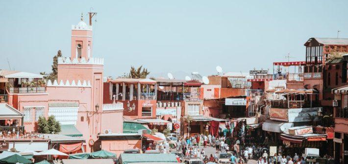 Disfruta la magia de Marrakech