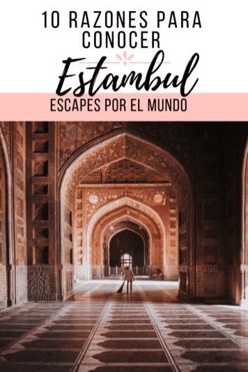 10 razones por la que debes conocer Estambul