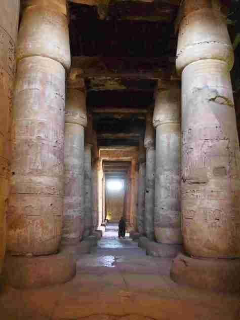 Templo setis I