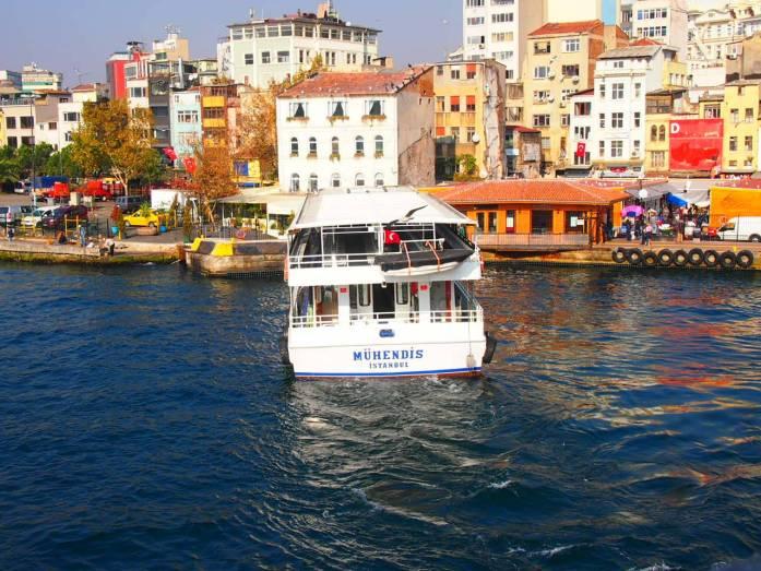 Paseo por el Bosforo 10 cosas para hacer en Estambul