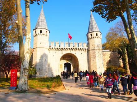 Palacio Topkapi 10 cosas para hacer en Estambul