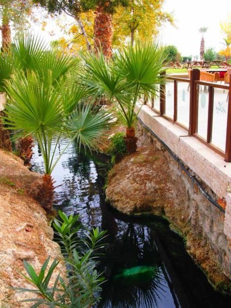 piscina de cleopatra pamukkale