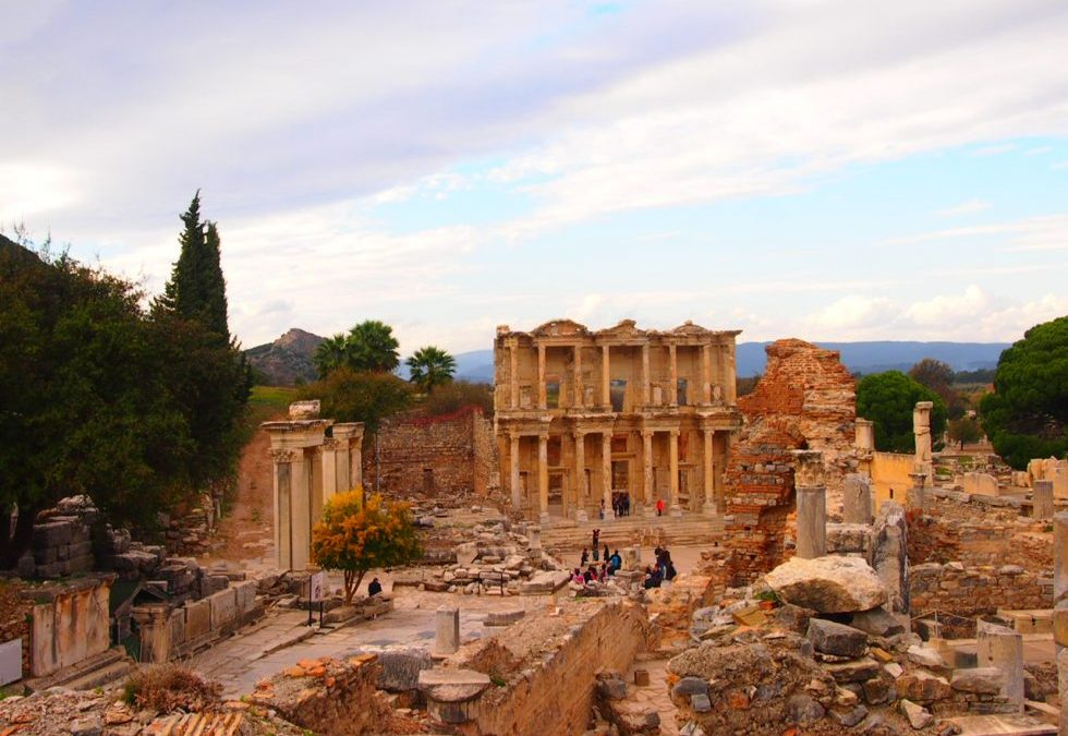 ▷ 【GUÍA 2020】 Qué ver en Éfeso-Turquia