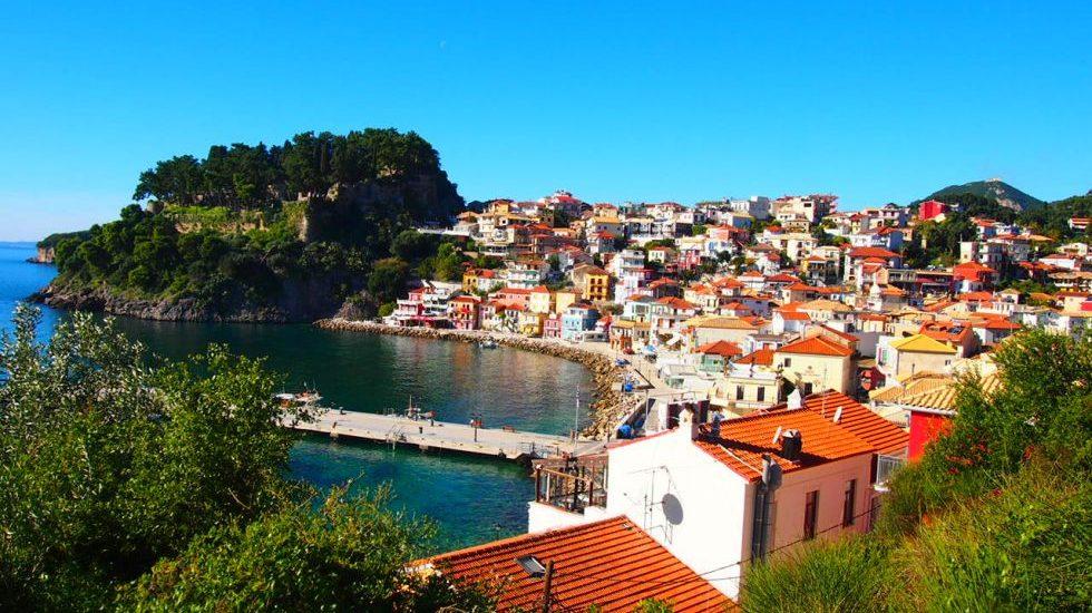 Parga, magia en la costa Jónica | GUÍA DE VIAJE