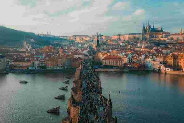 guia de Praga la ciudad las 100 torres