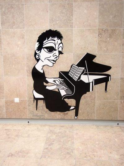 Arte en el metro de Lisboa Fotografiando a Lisboa: Guía de viaje, qué ver en 1 día
