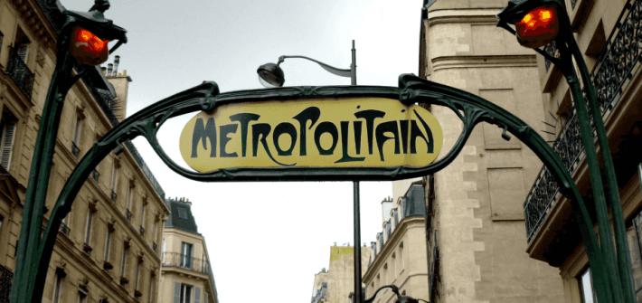 Guia metro de Paris 2019