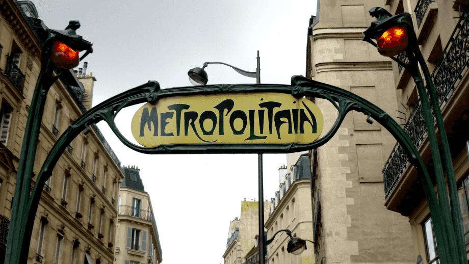 ▷ Cómo usar el Metro de París