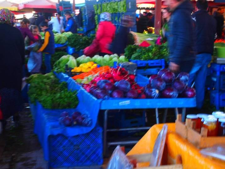 Mercados en Turquia