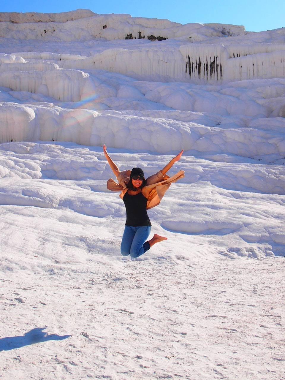 Pamukkale salto guia 12 días por turquia