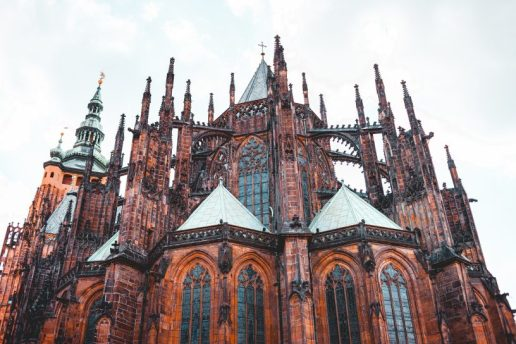 Catedral de San Vito praga guia de viaje