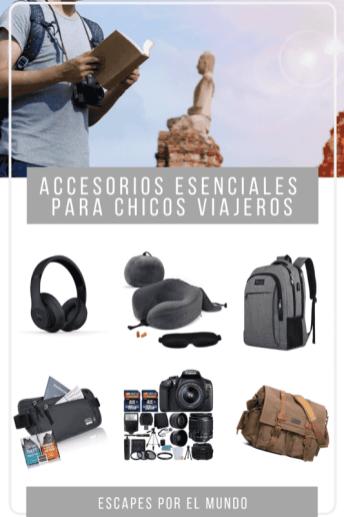 5 pasos para planificar tu viaje Kit esencial para el equipaje