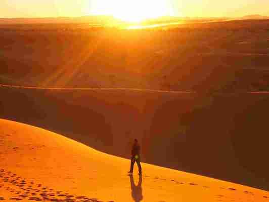Escapes a Merzuga Erg-Chebbi 12 cosas imprescindibles para ver y hacer en Marrakech