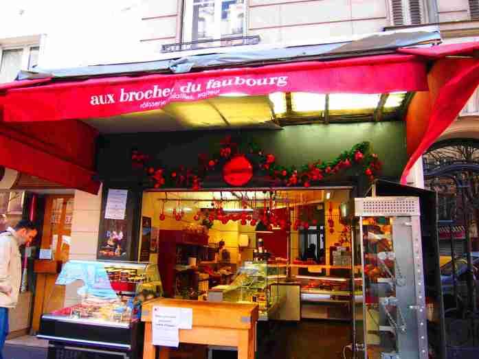25 formas de ahorra dinero en paris rôtisserie rosticería en Paris