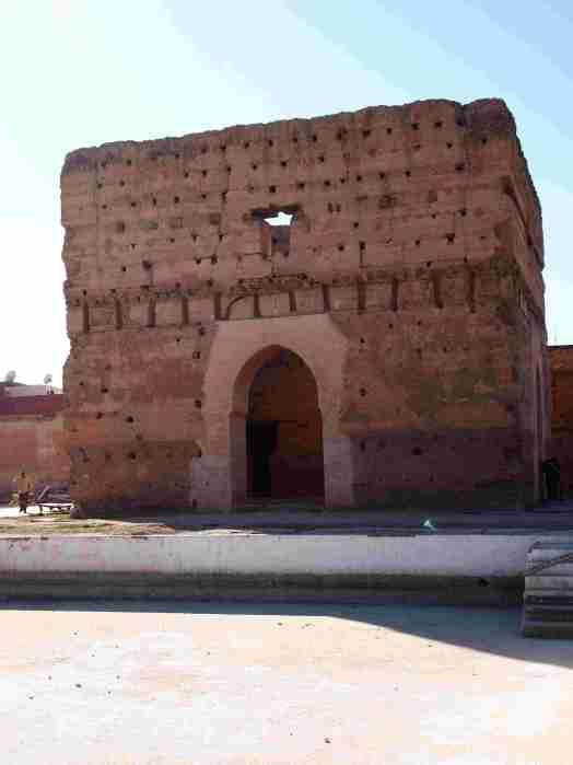 Palacio Badii 12 imprescindibles Marrakech 12 cosas imprescindibles para ver y hacer en Marrakech