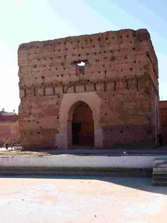 Palacio Badii 12 imprescindibles Marrakech
