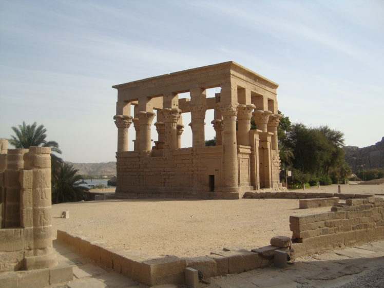 Templo Isis Isla Filae