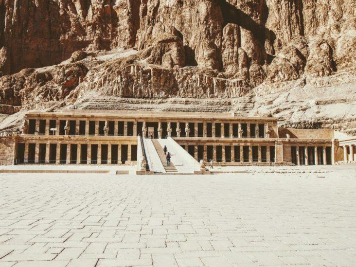 10 tempplos que debes conocer en Egipto-Templo de Hatshepsut