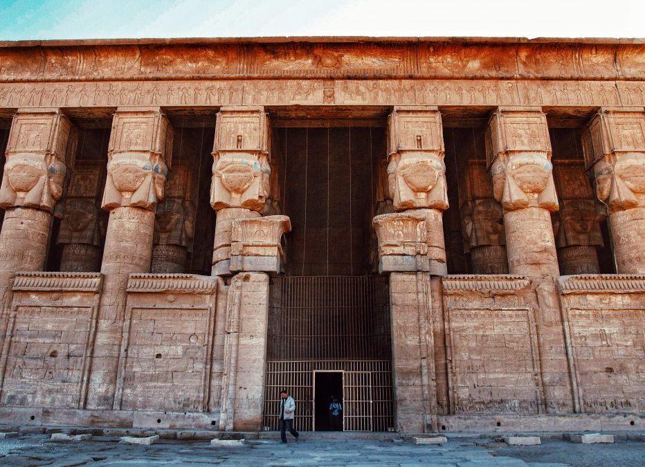 5 Templos que debes visitar en Egipto