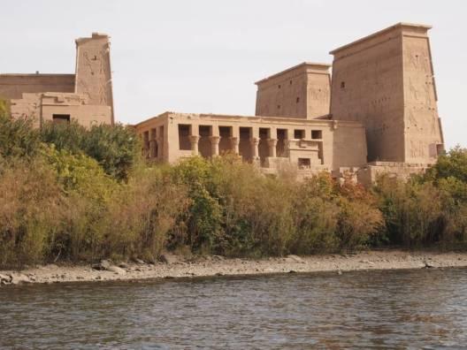 10 templos que debes conocer en Egipto Templo Isis Isla Filae