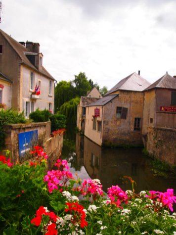 Guia de viaje Bayeux Normandia departamento Calvados Francia