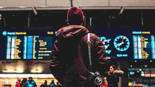 100 señales de que eres adicto a los viajes aeropuerto