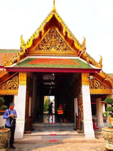 Guía Completa para Organizar tu viaje al Sudeste Asiático en 10 pasos Bangkok Palacio