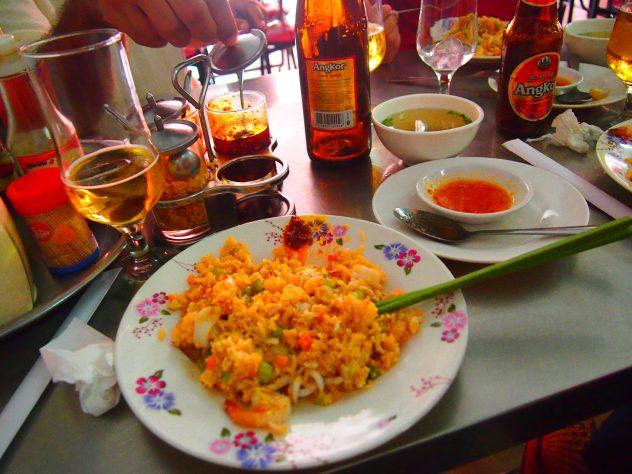 Visitando Siem Reap 10 cosas para hacer más allá de Angkor Gastronomía