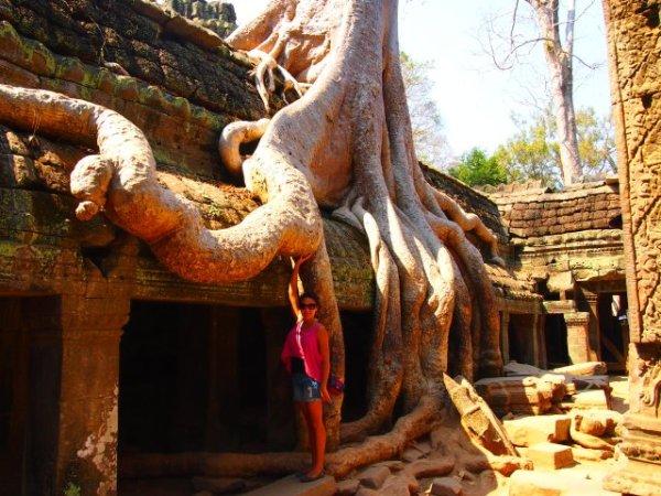 Angkor la ciudad templo | Guía de viajes Bayon