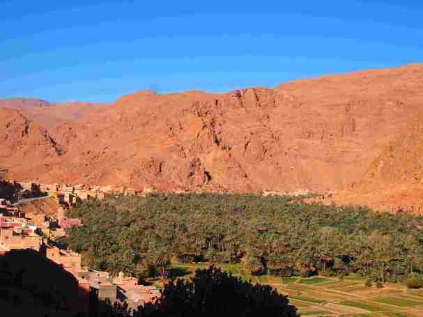Excursión de 3 días a merzouga Ciuad Tinerhir cerca del Atlas