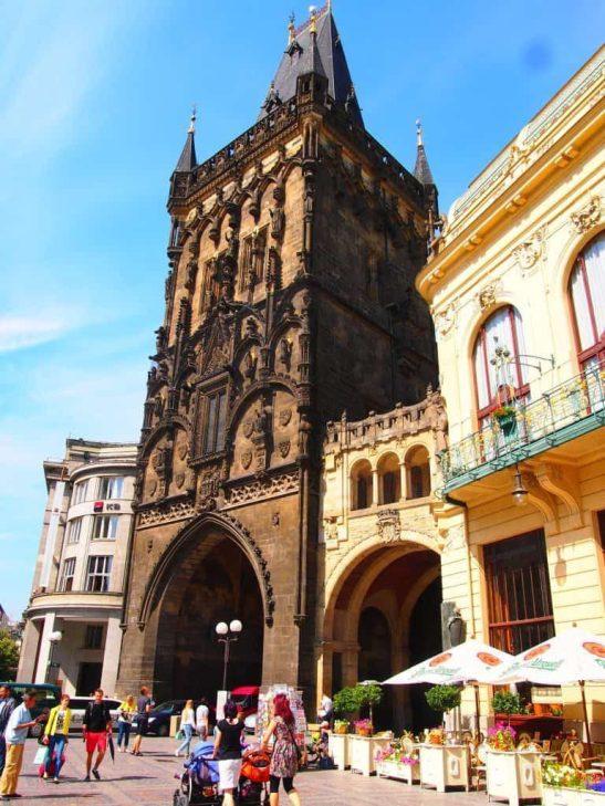 Torre de la Polvora 10 cosas que debes conocer antes de viajar a Praga este 2020
