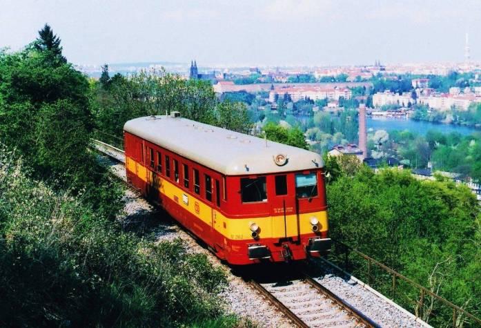 Pequeño Tren Praga secretos para tu viaje a praga guia 2020