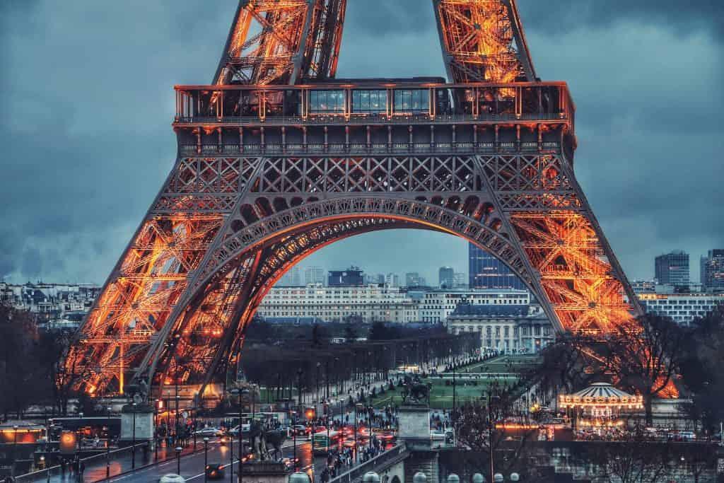 organizar viaje a Europa