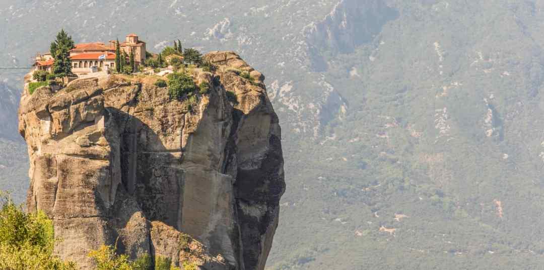 Monasterios Meteora Kalambaka