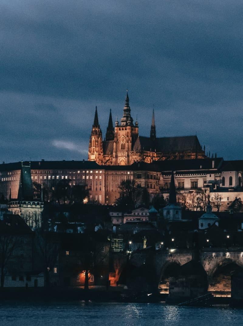 Catillo de Praga