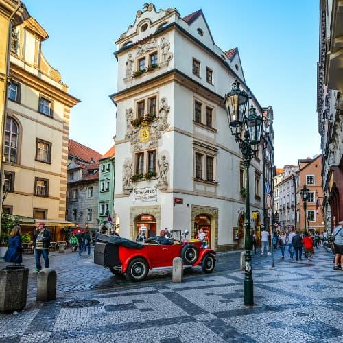 Free tour Praga imperial