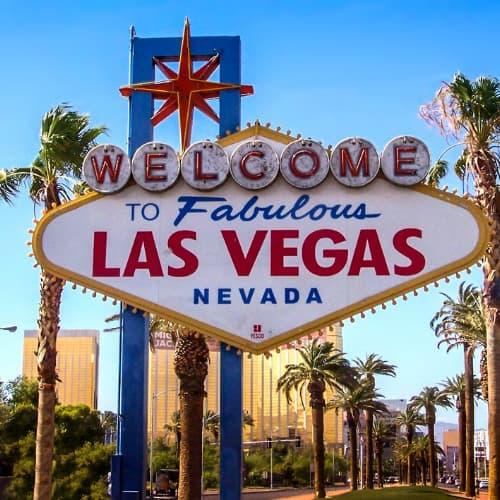 Vuelos baratos Las Vegas