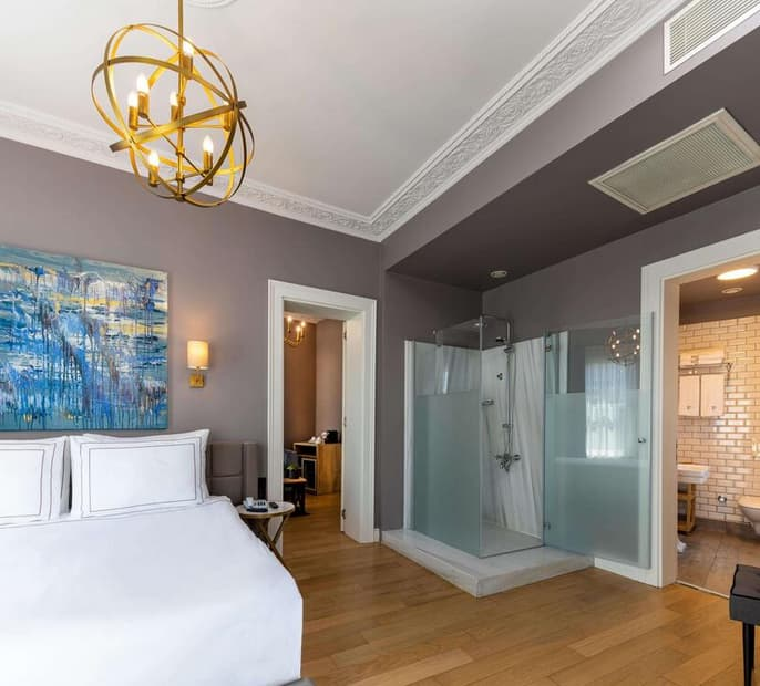 Petros Hotel-booking