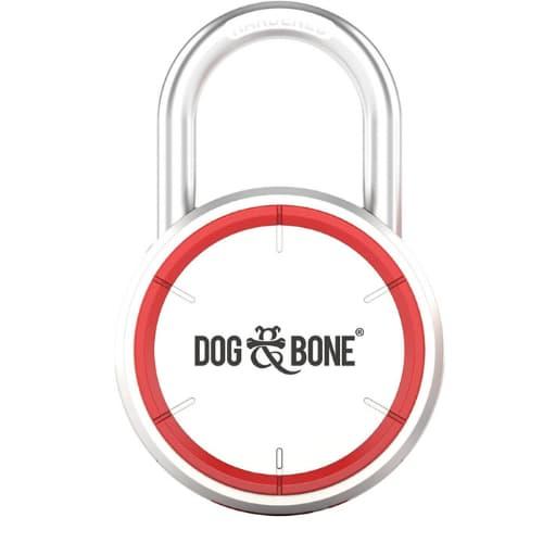 Lock Smart Travel Lock Dog & Bone accesorios de viaje para llevar en la maleta