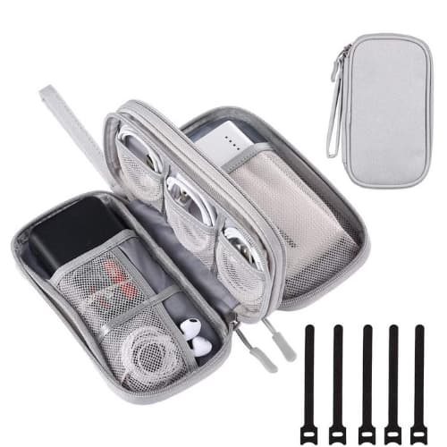 accesorio para viaje Organizador de viaje accesorios electronicos