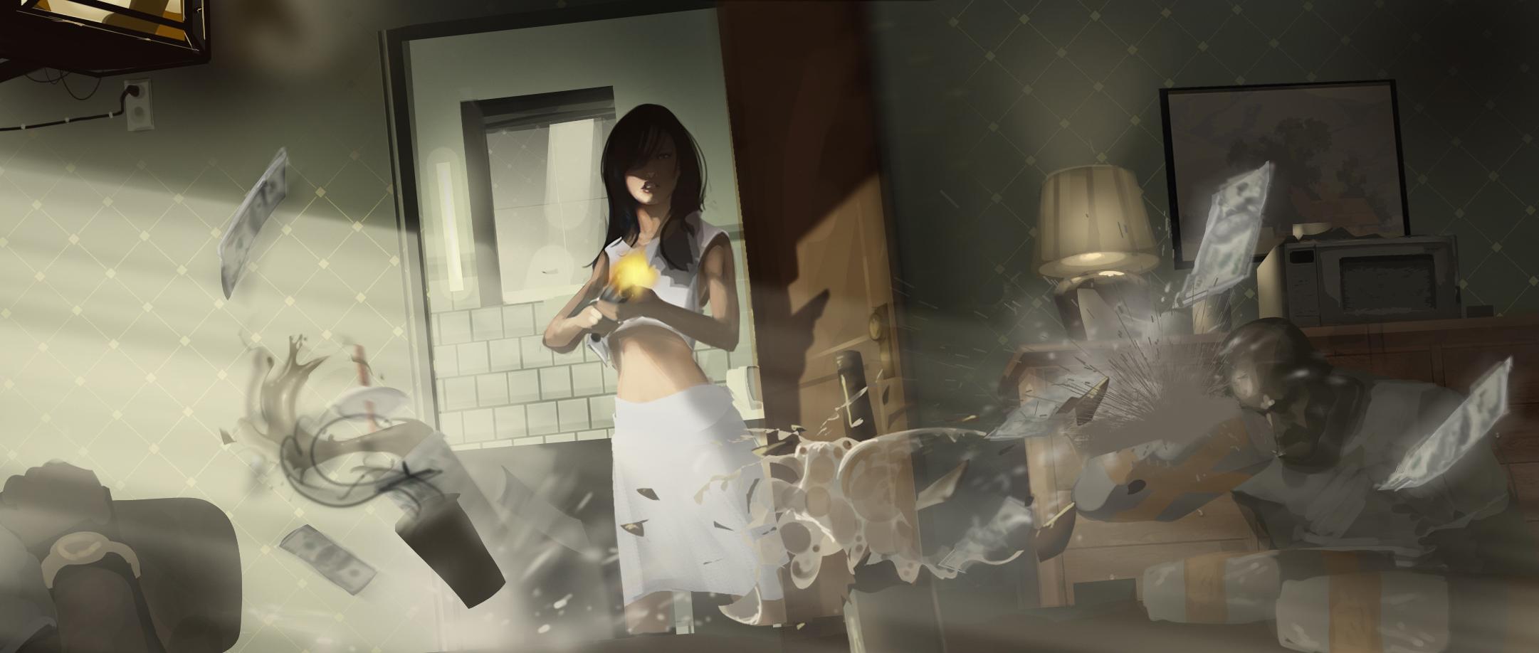 Videogame Concept Artist Interviews