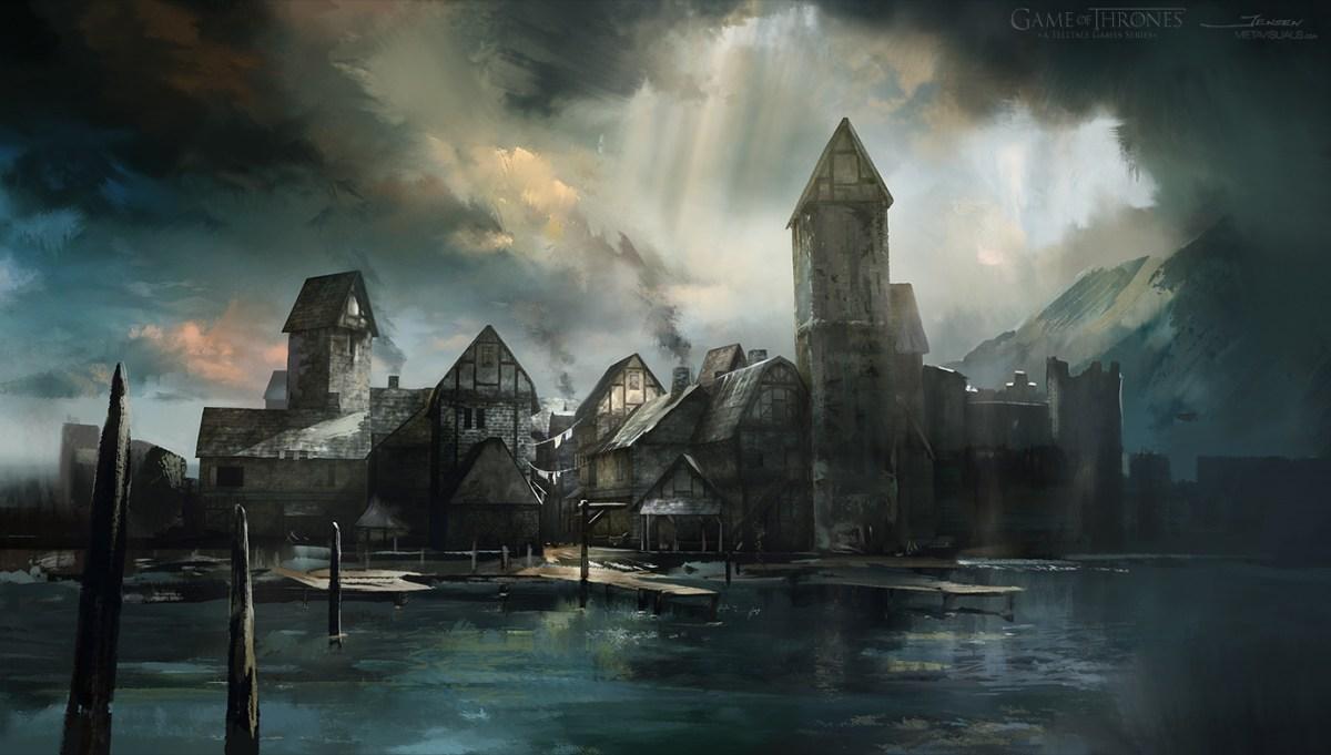 Patrick Jensen - Game of Thrones, Harbor Approach