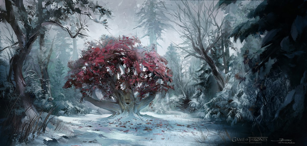 Game of Thrones, Haunted Forest