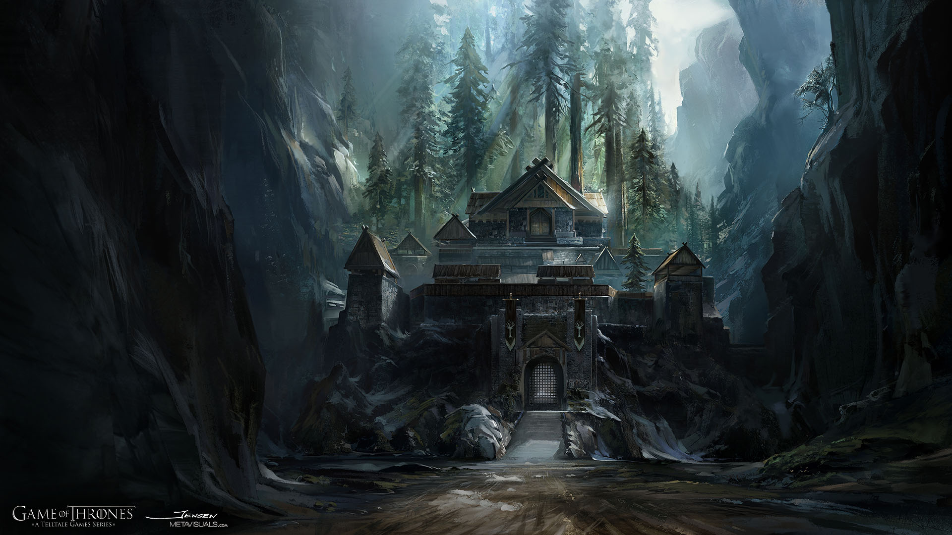 how to become a concept artist for video games