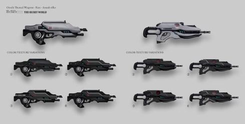 hongqi-zhang-120119-hongqizh-orochi-themed-weapons-rare-assault-rifles