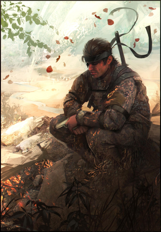 Richard Sashigane - Snake