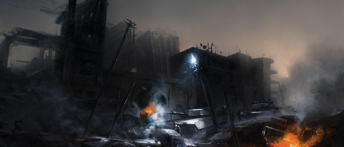 The Art of Battlefield 3 with Robert Sammelin | #74