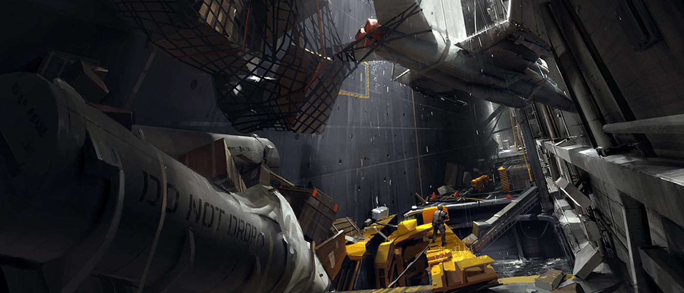 Battlefield 4 Concept Art - Robert Sammelin