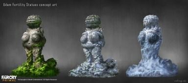 Xu Zhang - Concept Art