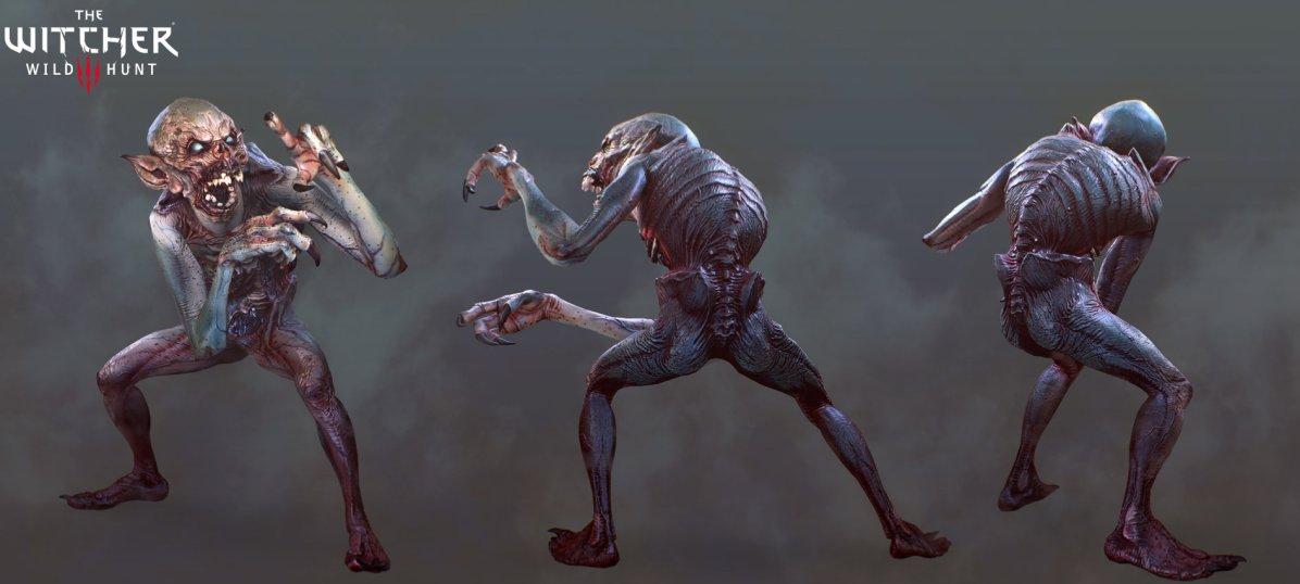 Character Art by Marcin Klicki